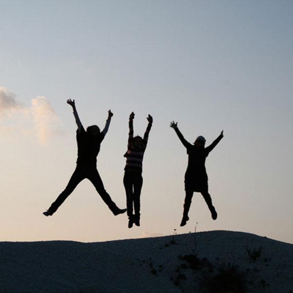عشر طرق بسيطة لبلوغ السعادة