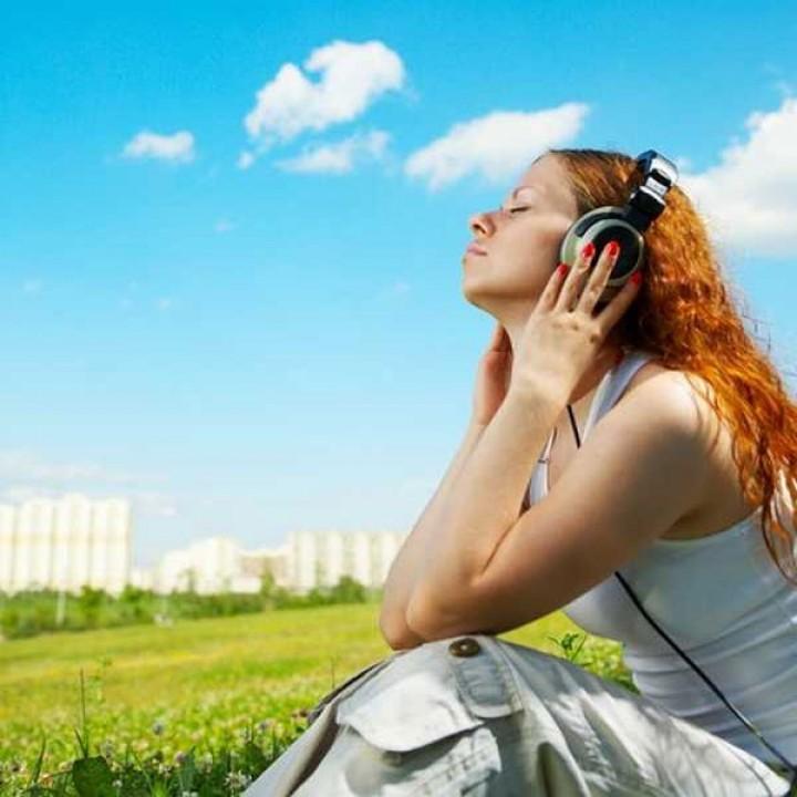 الموسيقى لشفاء الأرواح المحطمة