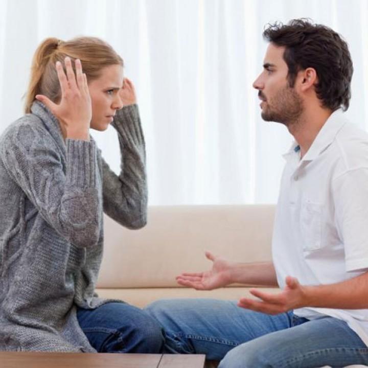 السر لوقف المشاجرة مع شريك حياتك